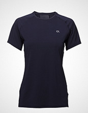 Calvin Klein Performance Ss Tee T-shirts & Tops Short-sleeved Blå CALVIN KLEIN PERFORMANCE