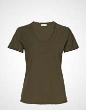 Levete Room Lr-Any T-shirts & Tops Short-sleeved Grønn LEVETE ROOM