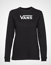 Vans Flying V Classic Ls Bf T-shirts & Tops Long-sleeved Svart VANS