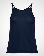 Casall Liquid Tencel Strap Tank T-shirts & Tops Sleeveless Blå CASALL