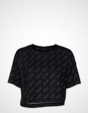 Reebok Classics Cl Reebok Tee Print T-shirts & Tops Short-sleeved Svart REEBOK CLASSICS