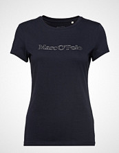 Marc O'Polo T-Shirt Short Sleeve T-shirts & Tops Short-sleeved Blå MARC O'POLO