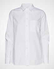 Mos Mosh Jayla Shirt Langermet Skjorte Hvit MOS MOSH