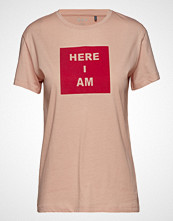 Day Birger et Mikkelsen Day Here I Am Flock T-shirts & Tops Short-sleeved DAY BIRGER ET MIKKELSEN