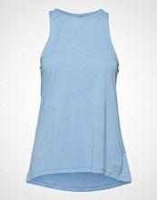Skins Activewear Siken Womens Tank Top T-shirts & Tops Sleeveless Blå SKINS