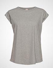Custommade Connie T-shirts & Tops Short-sleeved Grå CUSTOMMADE