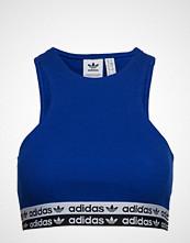 Adidas Originals Cropped Top T-shirts & Tops Sleeveless Blå ADIDAS ORIGINALS