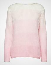 Coster Copenhagen Sweater In Mohair W. Color Degrade Strikket Genser Rosa COSTER COPENHAGEN