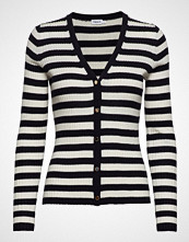 Filippa K Striped Cardigan Strikkegenser Cardigan Multi/mønstret FILIPPA K