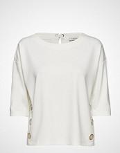 Betty Barclay Sweat Short 1/2 Sleeve Bluse Kortermet Hvit BETTY BARCLAY