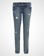 GUESS Jeans Marilyn 3 Zip Skinny Jeans Blå GUESS JEANS
