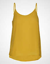 Soft Rebels Frida Top T-shirts & Tops Sleeveless Gul SOFT REBELS