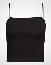 Gina Tricot Scarlet Singlet T-shirts & Tops Sleeveless Svart GINA TRICOT