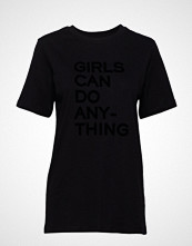 Zadig & Voltaire Bella Girls T-shirts & Tops Short-sleeved Svart ZADIG & VOLTAIRE