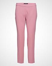 Taifun Leisure Trousers Lon Bukser Med Rette Ben Rosa TAIFUN