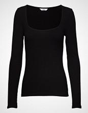 Envii Enotto Ls Tee 5923 T-shirts & Tops Long-sleeved Svart ENVII