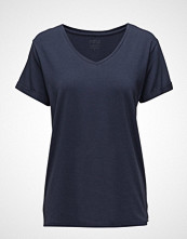 Minus Adele Tee T-shirts & Tops Short-sleeved Blå MINUS
