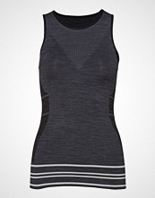 Hummel Hmlgemma Seamless Top T-shirts & Tops Sleeveless Svart HUMMEL