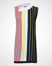 Hilfiger Collection Striped Swtr Dress, Kort Kjole Multi/mønstret HILFIGER COLLECTION