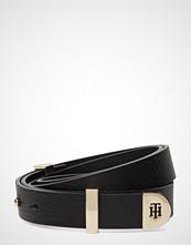 Tommy Hilfiger Modern Hardware Belt Belte Svart TOMMY HILFIGER