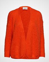 American Vintage Boolder Strikkegenser Cardigan Oransje AMERICAN VINTAGE
