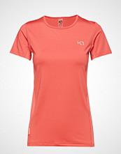 Kari Traa Nora Tee T-shirts & Tops Short-sleeved Oransje KARI TRAA