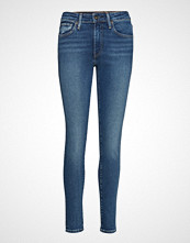 Levi's Made & Crafted Lmc 721 Lmc West Coast Blue Skinny Jeans Blå LEVI'S MADE & CRAFTED