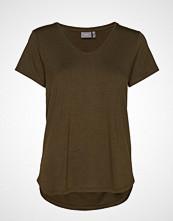 B.Young Bysovea Tshirt - T-shirts & Tops Short-sleeved Grønn B.YOUNG