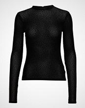 Six Ames Piper T-shirts & Tops Long-sleeved Svart SIX AMES