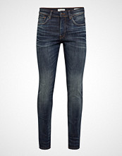 Selected Homme Slhslim-Leon 6164 D. Blue St Jns W Noos Slim Jeans Blå SELECTED HOMME