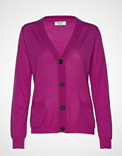 Day Birger et Mikkelsen Day Whitney Strikkegenser Cardigan Rosa DAY BIRGER ET MIKKELSEN