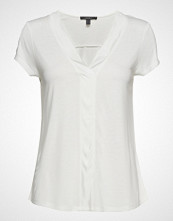 Esprit Collection T-Shirts T-shirts & Tops Short-sleeved Hvit ESPRIT COLLECTION