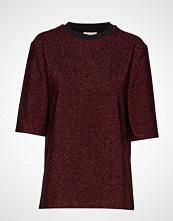 Day Birger et Mikkelsen Day Isik T-shirts & Tops Short-sleeved Rød DAY BIRGER ET MIKKELSEN