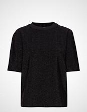 Day Birger et Mikkelsen Day Isik T-shirts & Tops Short-sleeved Svart DAY BIRGER ET MIKKELSEN