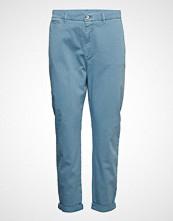 Boss Casual Wear Solga-D Bukser Med Rette Ben Blå BOSS CASUAL WEAR