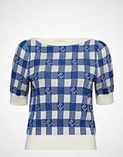 Baum Und Pferdgarten Chloe T-shirts & Tops Short-sleeved Blå BAUM UND PFERDGARTEN