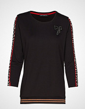Betty Barclay Sweat Short 3/4 Sleeve T-shirts & Tops Long-sleeved Svart BETTY BARCLAY