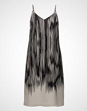 Filippa K Strappy Print Dress Kort Kjole Svart FILIPPA K