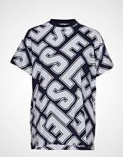 Ellesse El Primrose T-shirts & Tops Short-sleeved Blå ELLESSE