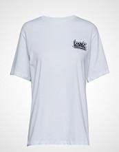 Gestuz Iconicgz Tee Ma19 T-shirts & Tops Short-sleeved Hvit GESTUZ