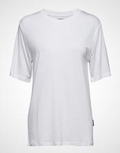 Cheap Monday Perfect Slice Tee T-shirts & Tops Short-sleeved Hvit CHEAP MONDAY