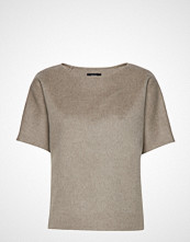 Theory Back Rgln Top Df.New T-shirts & Tops Short-sleeved Grå THEORY