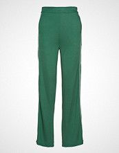 Soft Rebels Pingo Wide Pant Vide Bukser Grønn SOFT REBELS