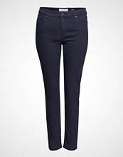 Violeta by Mango Slim-Fit Julie Jeans Skinny Jeans Blå Violeta By Mango