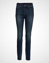 Armani Exchange Woman Denim 5 Pockets Pant Skinny Jeans Blå ARMANI EXCHANGE