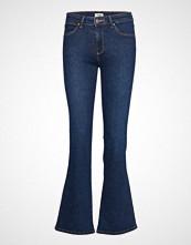 Wrangler Bootcut Jeans Sleng Blå WRANGLER