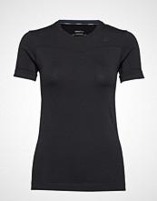 Craft Fuseknit Comfort Rn Ss T-shirts & Tops Short-sleeved Svart CRAFT