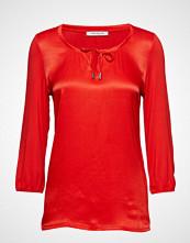 Betty Barclay Sweat Long 3/4 Sleeve Bluse Langermet Rød BETTY BARCLAY