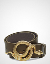 Notes du Nord Milo Leather Belt Belte Brun NOTES DU NORD