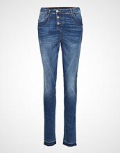 Please Jeans C Berlin Skinny Jeans Blå PLEASE JEANS